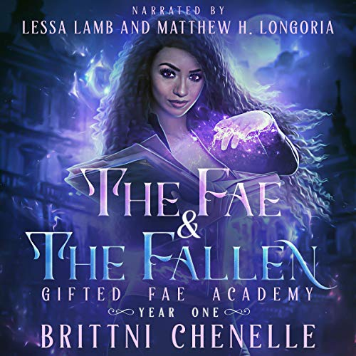 The Fae & The Fallen audiobook cover art