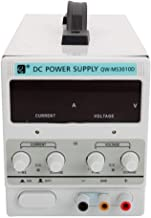 total-shop DC Power Supply QW-MS3010D 30V 10A Adjustable DC Stabilizer Power Supply for Lab Test Equipment LED Digital Display