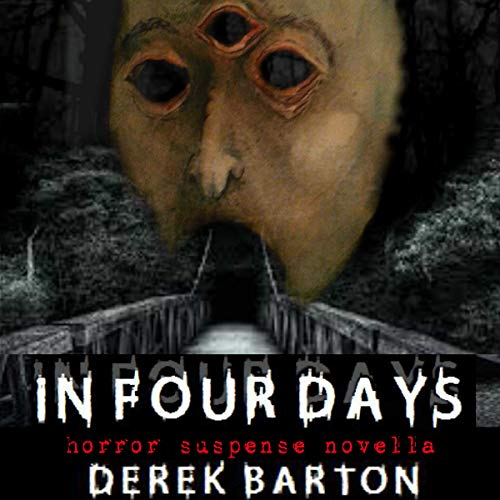 In Four Days audiobook cover art