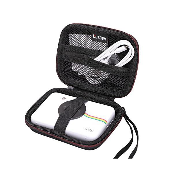 LTGEM EVA Hard Case Travel Carrying Storage Bag for Polaroid Snap & Polaroid...