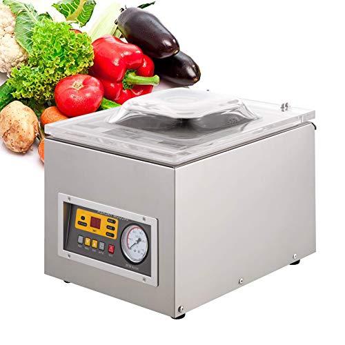 """DZ-260 120W Desktop Cámara Sellador de Vacío Digital Sellador de Vacío Venta 22 """"Sellador de Vacío Comercial Sellador de Alimentos Sellador de Alimentos Fresco Sellador de Embalaje"""