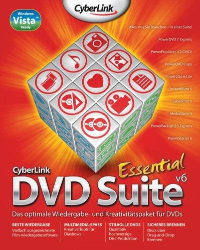Cyberlink DVD Suite 6 Essential