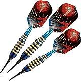 Viper Atomic Bee Soft Tip Darts, Blue, 16 Grams