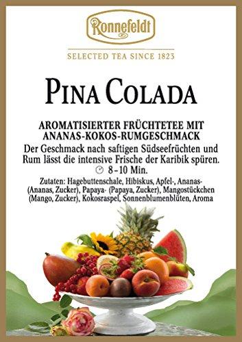 Ronnefeldt - Pina Colada - Aromatisierter Früchtetee - 100g