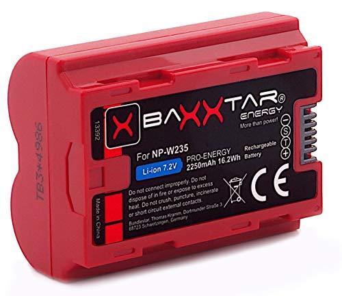 Fujifilm NP-W235 de litio-ion Batería Para Fujifilm X-T4 XT4 2200mah-totalmente Nuevo
