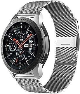 ZAALFC 2021 Nueva Correa de muñeca de Acero Inoxidable para Huawei Watch GT 2 46mm 42mm Banda Pulsera Reloj de Reloj para ...