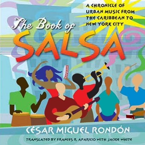 The Book of Salsa audiobook cover art
