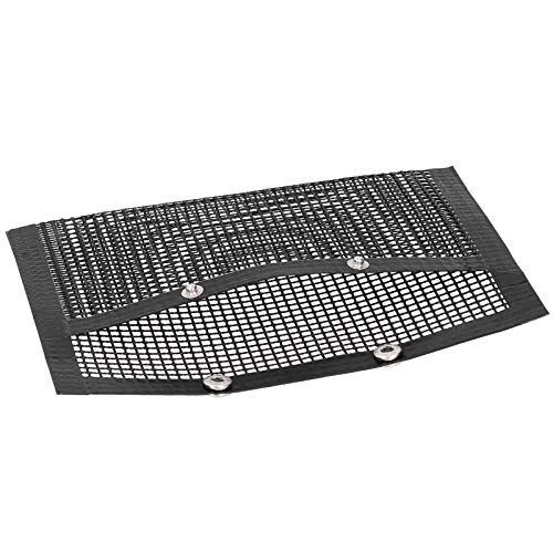 Art mirror Non-Stick-Grill-mesh-Tasche Hochtemperaturbeständige BBQ-Tasche Für Elektrische Gaskohlegrill, Schwarz