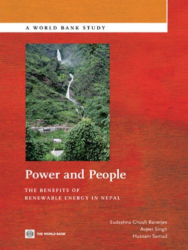 Power and People: The Benefits of Renewable Energy in Nepal (World Bank Studies) (English Edition)