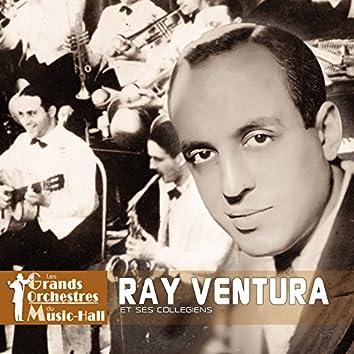 """Ray Ventura et ses Collégiens (Collection """"Les grands orchestres du music-hall"""")"""