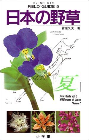 フィールド・ガイドシリーズ5 日本の野草 夏
