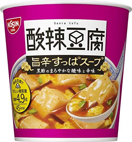 日清食品 酸辣豆腐 旨辛すっぱスープ 13g×6個