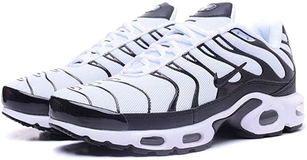 Nike AIR Max Plus TN Noire et Blanc : Amazon.fr: Chaussures et Sacs