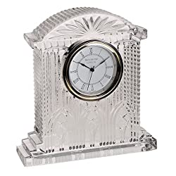 Waterford Crystal Westminster Large Clock