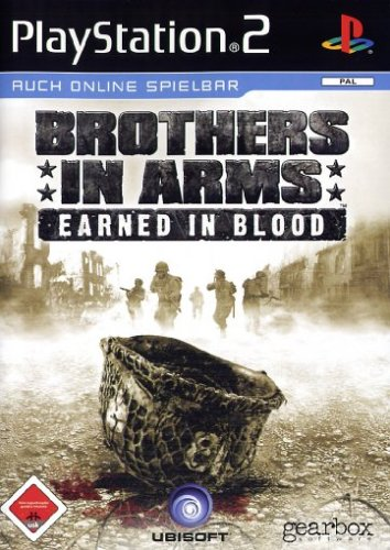 Brothers in Arms - Earned in Blood [Edizione : Germania]