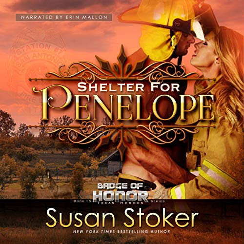 Shelter for Penelope audiobook cover art