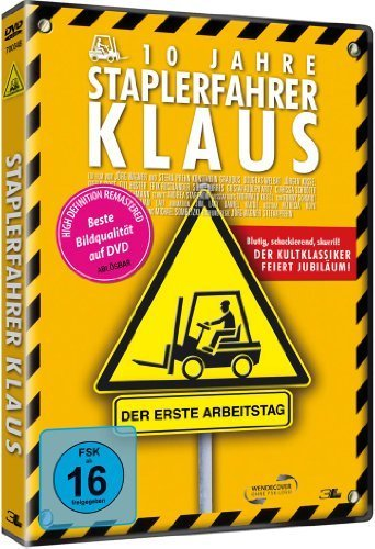 Forklift Driver Klaus: The First Day on the Job ( Staplerfahrer Klaus - Der erste Arbeitstag ) ( 1st Day on the Job ) by Konsta
