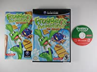 Frogger's Adventure: The Rescue / Game