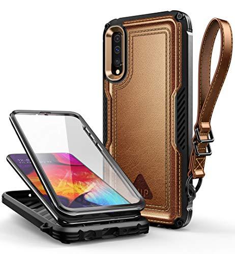 Capa Capinha Case Para Samsung Galaxy A50/a30s 2019,Capa SUPCASE Unicorn Beetle Royal Series projetada para Samsung Galaxy A50 / A30s, capa protetora de tela integrada para Galaxy A50 versão 2019 (Castanho)
