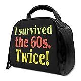 Vi-cto-ria Secret Love Pink Insulated Bag Lunch Bag Insulated Lunch Box Tote Bag Cooler Bag For Picnic Work