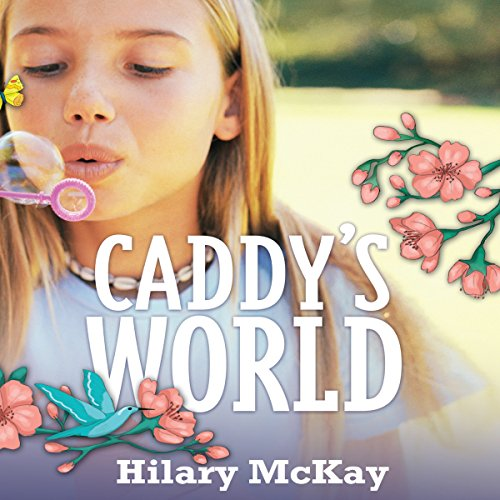 Caddy's World audiobook cover art