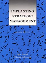Implanting Strategic Management (2nd Edition)
