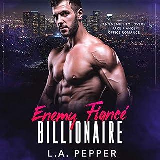 Enemy Fiance Billionaire cover art