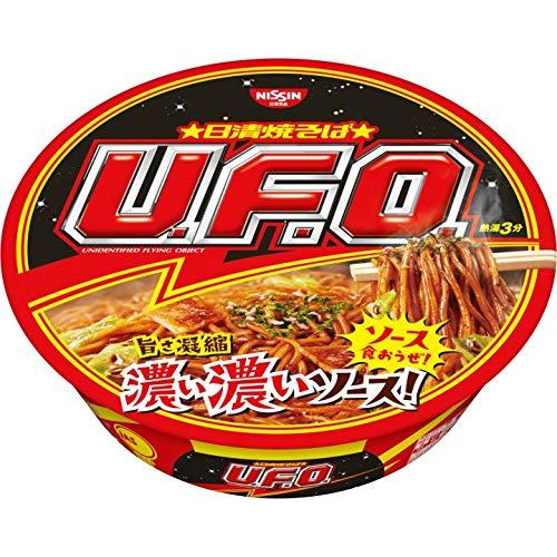 Nissin Fried-noodles yakisoba UFO 129g