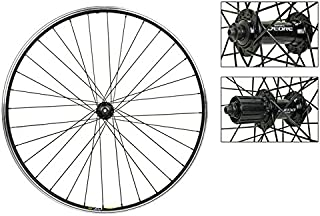 Wheel Set 26 x 1.5, Mavic x M117, Deore M530 9Sp Hub, Blk SS Spokes, 32H