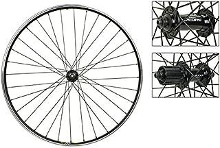 Wheel Set 26 x 1.5, Mavic x M117, Deore M530 9Sp Hub, Blk SS Spokes, 32H