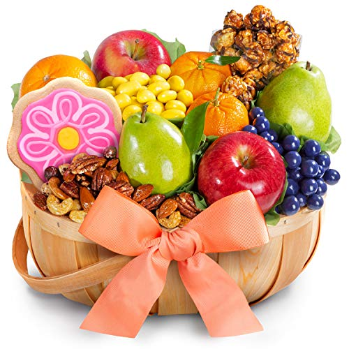 Fresh Fruit and Gourmet Basket