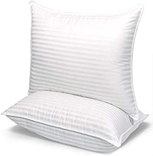 COZSINOOR Cozy Dream Series Hotel Quality Pillows for Sleeping [Set of Two] Premium Plush..