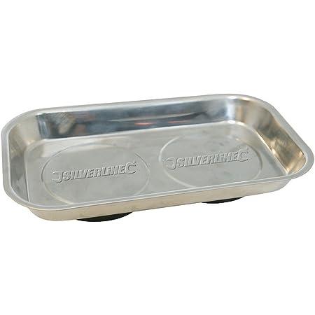 Silverline 868812 Plateau magnétique 150 x 225 mm