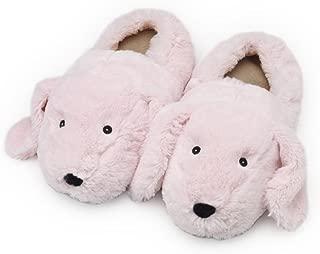 Intelex Cozy Heads Adult Bunny Slippers