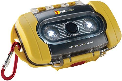 PELI 9000 LightCase Jaune
