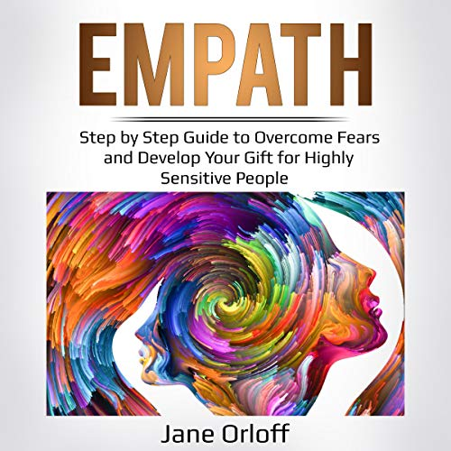 Empath Audiobook By Jane Orloff cover art