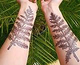 Theater Tattoo Papier Temporäre Tattoo Transferfolie 3 A4 - Tintenstrahldrucker