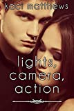 Lights, Camera, Action (BBW Billionaire Erotica) (Model Behavior Book 1)