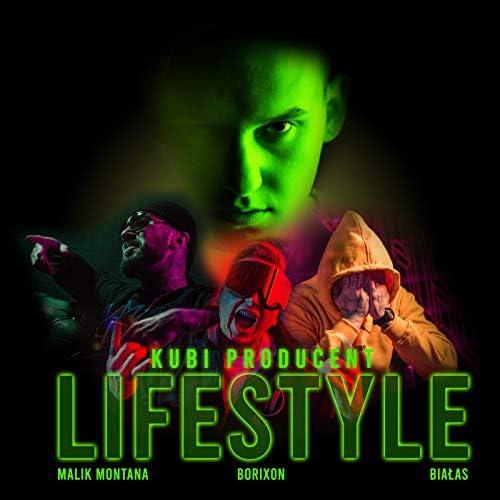 Kubi Producent feat. Malik Montana, Borixon & Bialas
