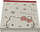 Sanrio Hello Kitty Mini Block Notepad Memo Pad Paper 2design 100sheets Japan (Living)