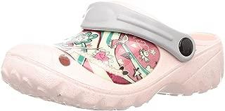 Bubblegummers Unisex Clog Red Outdoor Sandals-7 Kids UK (25 EU) (1015638)