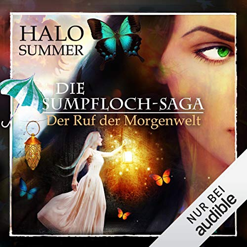 Der Ruf der Morgenwelt audiobook cover art