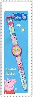Peppa Pig Digital Watch,Children Watch,Official Licenced.