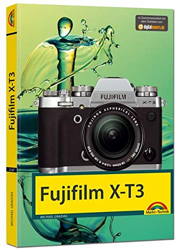 Fujifilm X-T3 - Das Handbuch zur Kamera