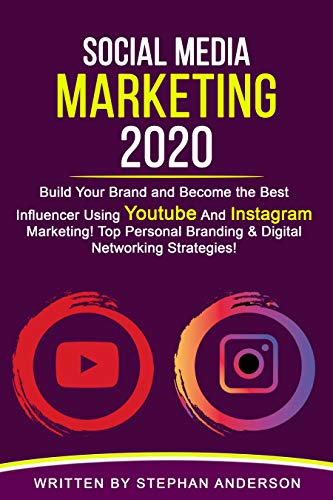 Amazon.com: Social Media Marketing 2020: Build Your Brand and ...