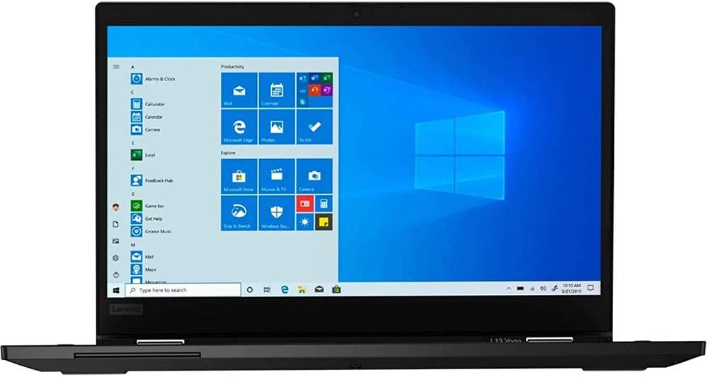 Lenovo - ThinkPad L13 Yoga safety Touch-Screen In Laptop Gifts 2-in-1 13.3