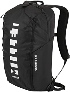 Granite Mochila, Unisex-Adult, Black Print, U