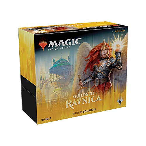 Bundle Magic: The Gathering Guilds of Ravnica Fat Pack Original Wizard of the Coast - Suika