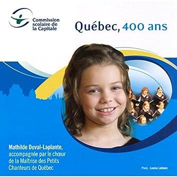 Québec, 400 ans