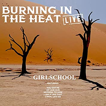 Burning In The Heat (Live)